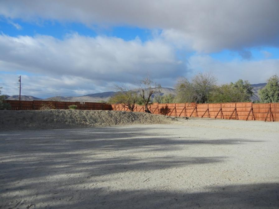 Casa del Zorro's stargazing enclosure