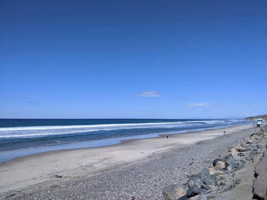 Torrey Pines Beach 2 3:2:2020